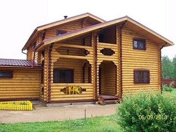 2-х этажный деревянный дом по цене одноэтажного.
