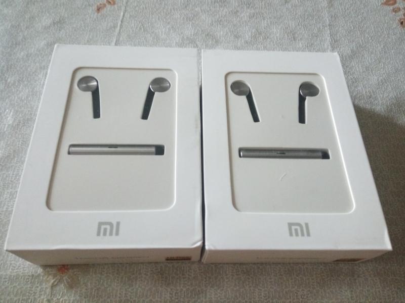 Наушники Xiaomi Hybrid Mi In-Ear Headphones