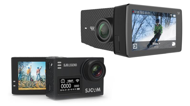 SJCAM экшн камеры в Красноярске или заказать доставку по России