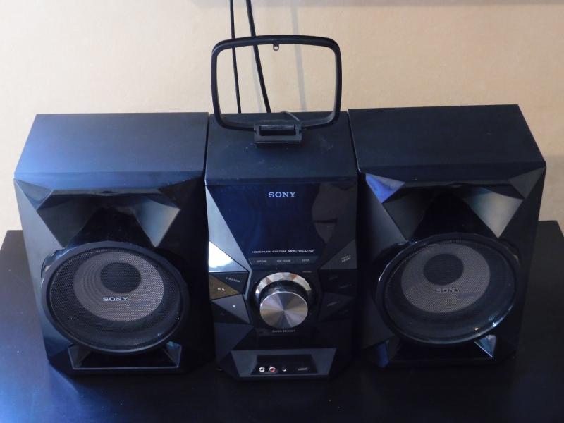 Музыкальный центр Sony MHC-ECL7D