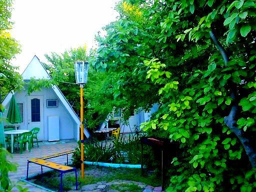 Голубицкая,Отдых,1-я улица от МОРЯ. До Пляжа 2-3 мин.ходьбы