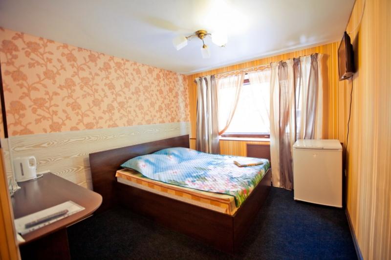 Сайт хорошей гостиницы Барнаула